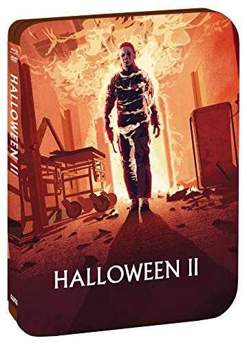 Halloween II [Limited Edition Steelbook] [Blu-ray] for $<!--$29.97-->
