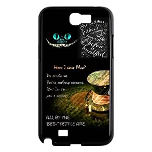 Alice in Wonderland for Samsung Galaxy Note 2 N7100 Phone Case Cover A4925