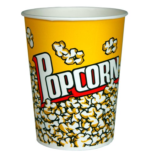 (Paragon 130-Ounce Large Popcorn Bucket (50-Count))