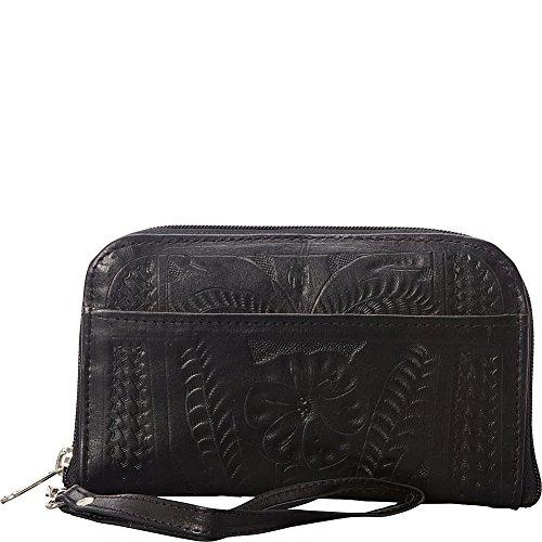 ropin-west-wrist-wallet-black