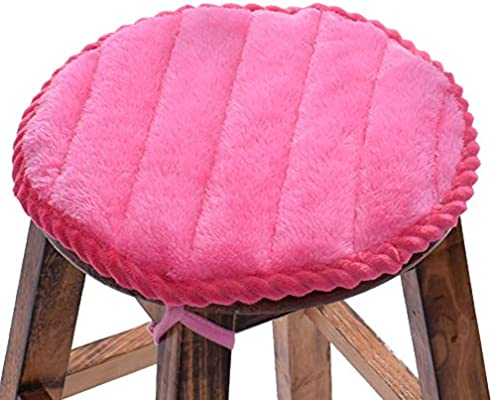 Cuscini Per Sgabelli Da Bar : Rart cuscino sedile rotondo peluche fondelli slipcover della sedia