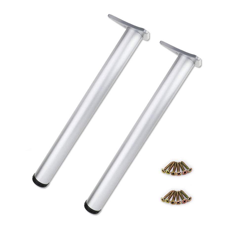 Furniture feet Metal Table Leg Bracket, Adjustable Bar Support Column - Height 725mm, Diameter 60mm, Three Colors Optional