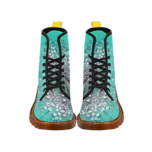 LEINTEREST Dandelion Martin Boots Fashion Shoes For Women qwO2AAASI