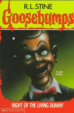 Night of the Living Dummy (Goosebumps, No 7) ISBN-13