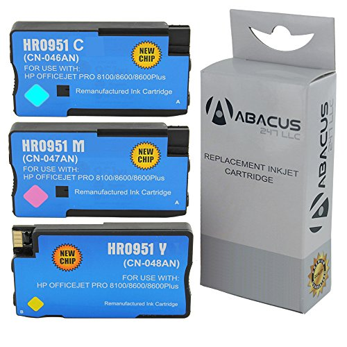 Abacus24 7 Remanufactured Cartridges OfficeJet Printers product image