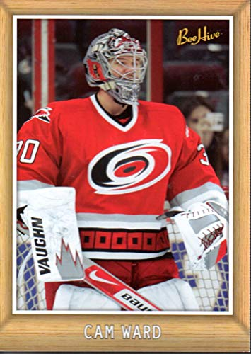2006-07 Beehive #220 Cam Ward CAROLINA HURRICANES 5x7 ()