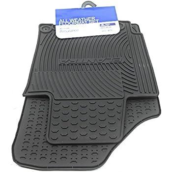 Amazon Com Genuine Hyundai Accessories 3x013 Adu00 Black