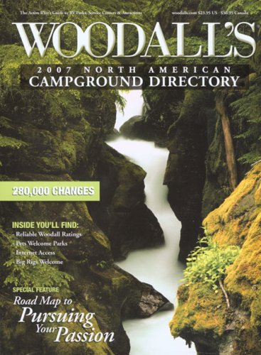 Woodall's North American Campground Directory, 2007 (Woodall's Campground Guides) PDF