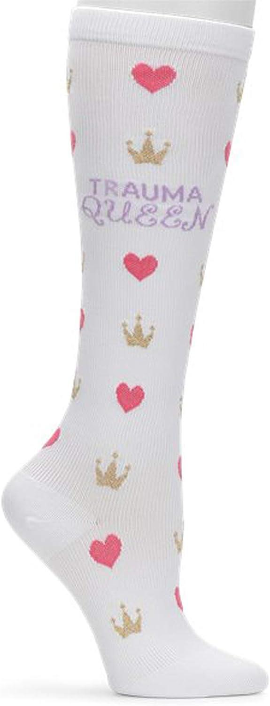 Nurse Mates Compression Socks 12-14 mmHg