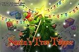 Santa's Tree Topper