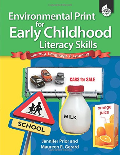 Environmental Print for Early Childhood Literacy (Classroom Resources) (100th Day Of School Activities For Second Grade)