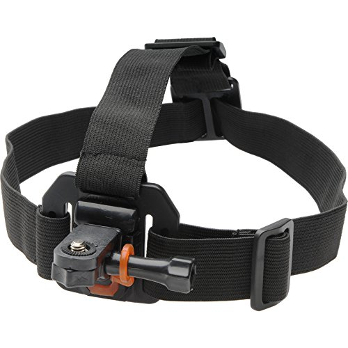 Vivitar Pro Series Head Strap Mount for GoPro & All Action C