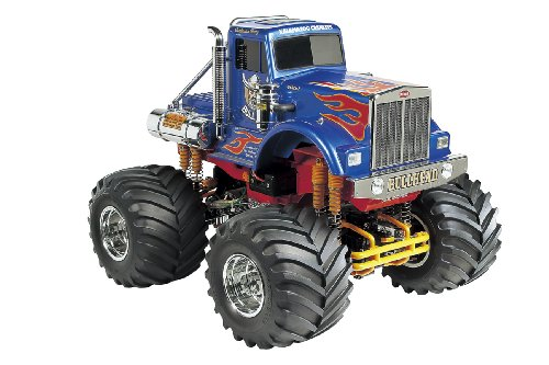 - Tamiya RC Bullhead Toy