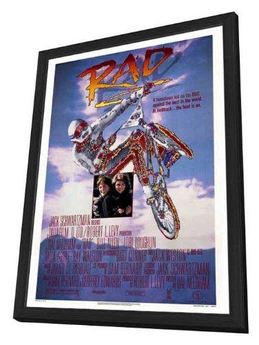 Rad - 27 x 40 Framed Movie Poster
