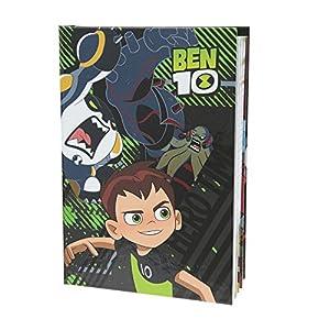 Ben 10 Diario Scuola 10 Mesi, Formato Standard, 320 Pagine, Grafiche Assortite, Collezione 2018/19 1 spesavip