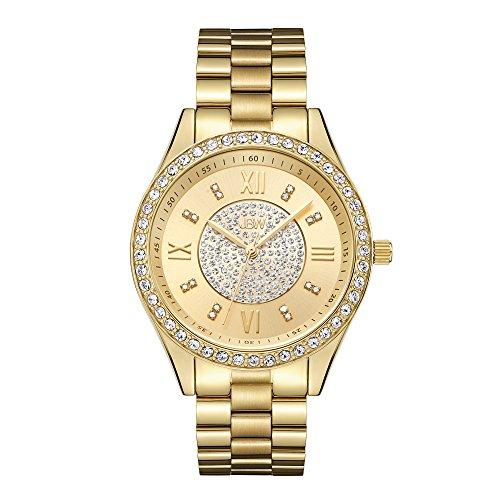 JBW Women's J6303B Analog Display Japanese Quartz Gold Watch