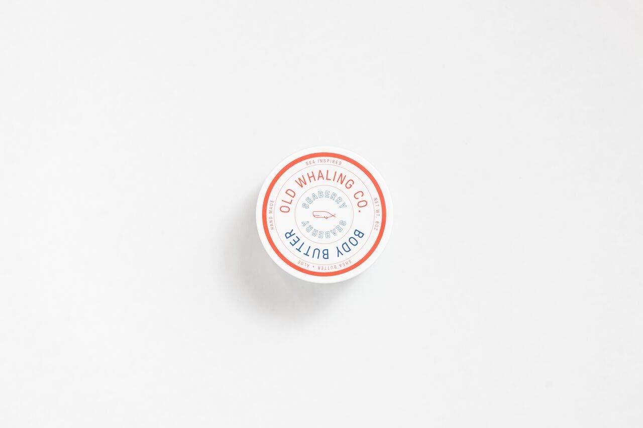 ONE Seaberry Body Butter || handmade lotion/shea butter/aloe vera/paraben free/mineral oil free/moisturizing / best seller