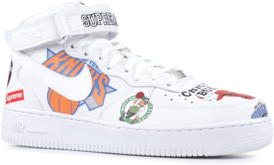 Nike AIR Force 1 MID 07/Supreme 11.5