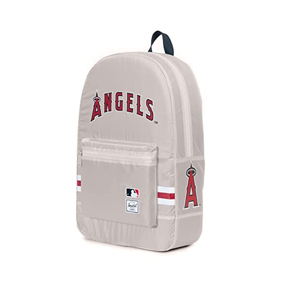 Amazon.com | Herschel Supply Co. MLB Packable Day Pack Backpack Los Angeles Angels | Casual Daypacks