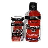 iSatori Lipo-Drex + L-carnitine LS3 Supplement, 16 Ounce