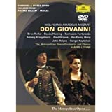 Wolfgang Amadeus Mozart: Don Giovanni [Bryn Terfel, Renee Fleming, Ferruccio Furlanetto, Solveig Kringelborn, Paul Groves, Hei-Kyung Hong, John Relyea, Sergei Koptchak; Metropolitan Opera Orchestra and Chorus; James Levine; Production by Franco Zeffirelli] (October 2000)