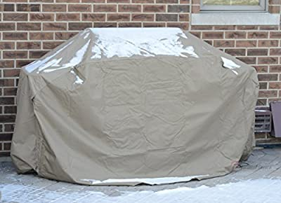 """Heavy Gauge BBQ Grill Cover up to 84"""" Long (36"""", 45"""", 56"""", 67"""", 75"""", 84"""") from Sunmart"""