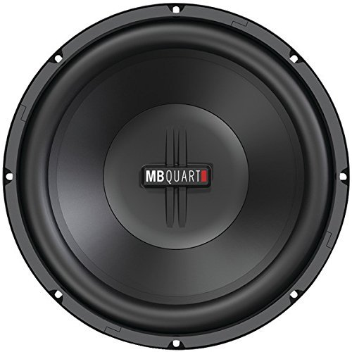 MB QUART DW1-304 Discus Series 12'' 400W Dual Voice-Coil Subwoofer by MB Quart