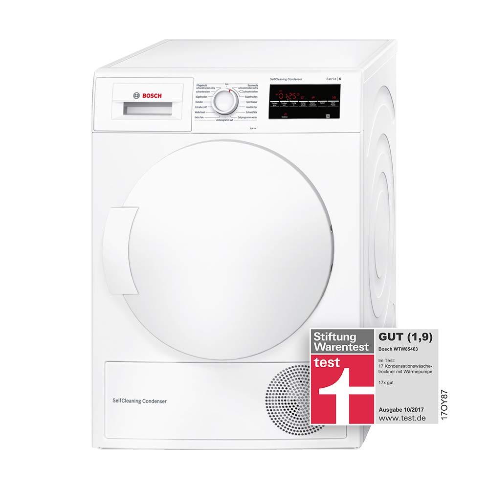 Bosch Serie 6 WTW85463 Independiente Carga frontal 7kg A+++ ...