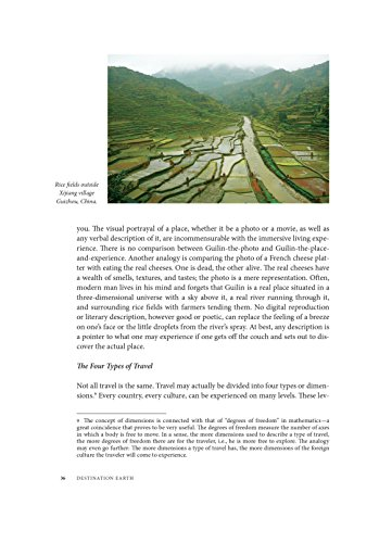 51kmlHT74cL - Destination Earth: A New Philosophy of Travel by a World-Traveler