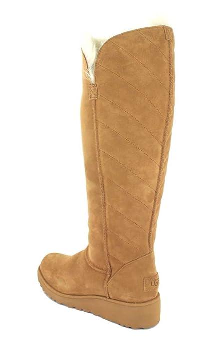 36e28f30b UGG Women's Rosalind Chestnut Boot 9.5 B (M): Amazon.co.uk: Shoes & Bags