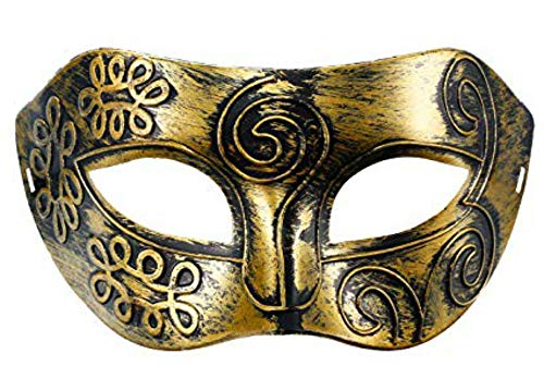 Cool Masquerade Masks For Men - Party Mask for Men Cool Masquerade