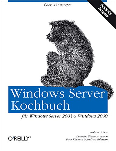Windows Server Kochbuch