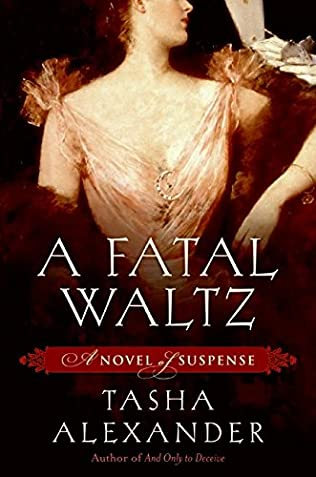 book cover of A Fatal Waltz