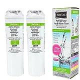 Maytag UKF8001, Filter 4, Refrigerator Water Filter (Set of 2)