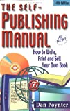 The Self-Publishing Manual, Dan Poynter, 1568600887