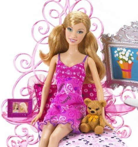 Amazon Com Barbie Dream Bedroom Toys Games