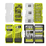 Ryobi - A981303QP - Black Oxide Drill and Drive Multi-Pack Bit Set - 130-Piece