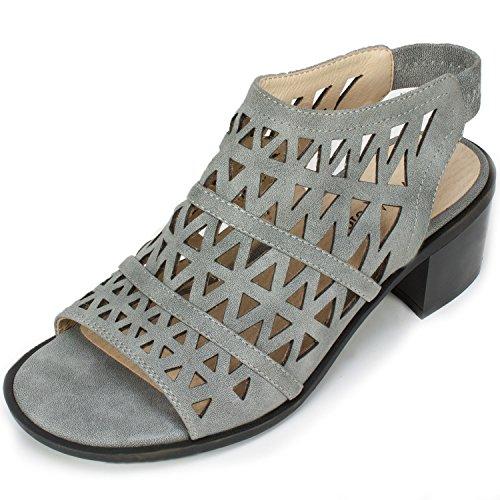SEVEN DIALS Shoes 'Adria' Women's Heel, Grey - 7 M