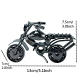 Vilead Metal Motorcycle Decor Motorcycle Model