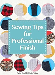 Book Cover: Sewing Tips for A Professional Finish