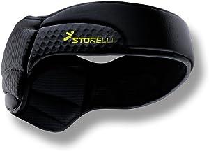 Storelli ExoShield Head Guard | Sports Headband | Protective Soccer Headgear