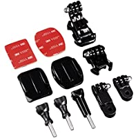 Hama GoPro Mounting Accessory 11 Piece Kit [00004397]
