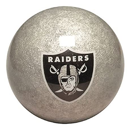 NFL Billiard Ball * All Teams And Colors * Great For Replacement (Oakland  Raiders Silver