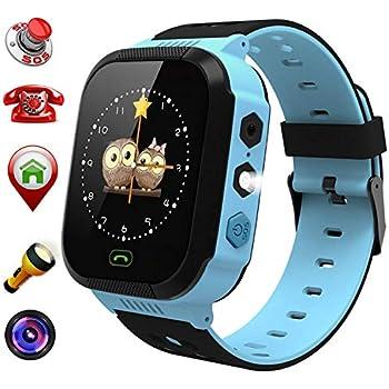 Amazon.com: Benobby 2019 - Reloj inteligente para niños y ...