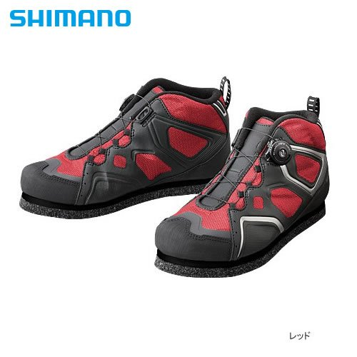 シマノ 3Dカットピンフェルト フィットシューズ LT FS-041Mの商品画像