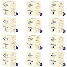 Legato Single Serve Tea Capsules - Nespresso Compatible - 120 Count (English Breakfast)