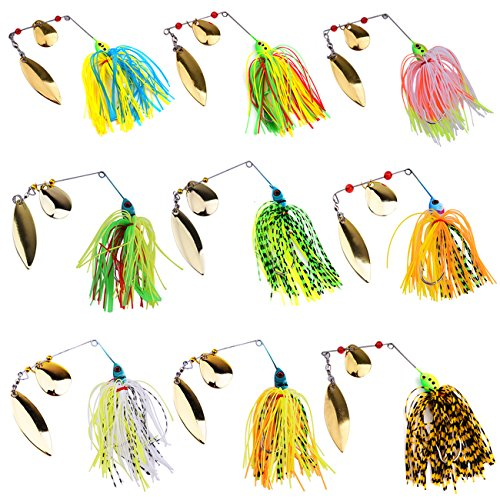 The 8 best spinnerbaits for pike