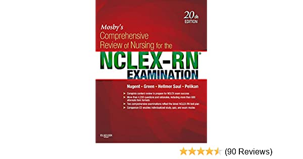 Mosbys comprehensive review of nursing for the nclex rn mosbys comprehensive review of nursing for the nclex rn examination e book kindle edition by patricia m nugent judith s green mary ann hellmer fandeluxe Images