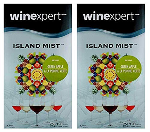 (Green Apple Riesling (Island Mist) (2-Pack))
