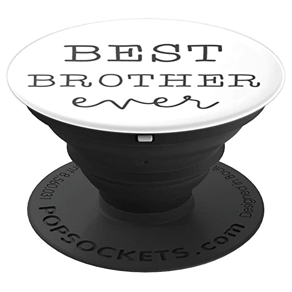 Image Unavailable Not Available For Color Brother PopSocket Birthday Gift Idea